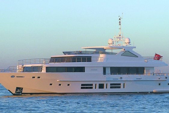 Motor Yacht INDIANA Offers Discount in the East Mediterranean