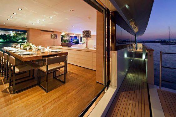 Charter Yacht APACHE II Offers Last Minute Deal for Monaco Grand Prix