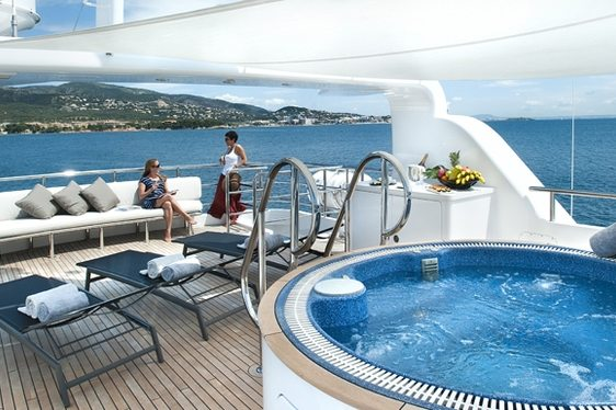 Superyacht CHRISTINA G Giving 7 to 12 Day Charters at €80,000 in Italy