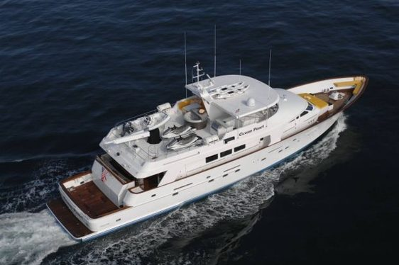 Superyacht 'Ocean Pearl' Joins Fleet