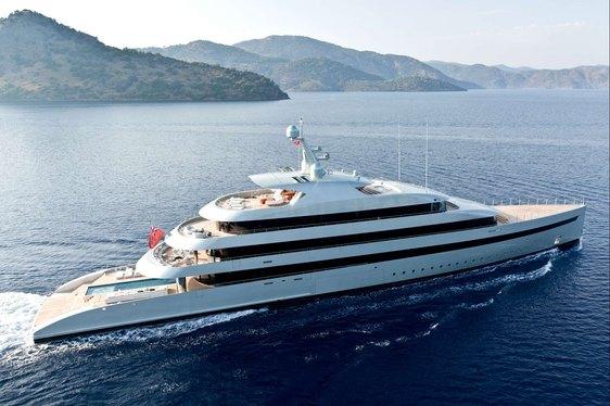 The First Look Inside Charter Yacht SAVANNAH