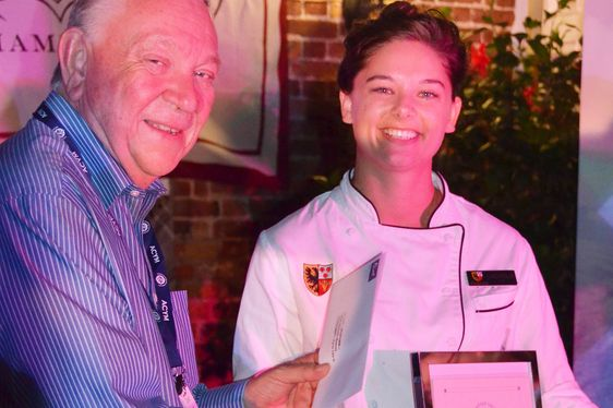 Chef Michelle Bonetti Wins First Place in Culinary Contest for Yachts 125ft and Under