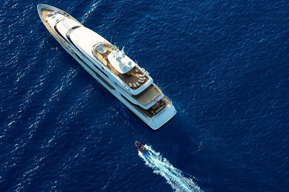 Superyacht 'The Wellesley' open for charter in the Seychelles this winter