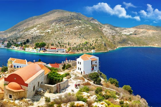 Overview of the Greek Islands