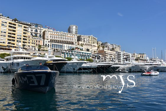 The countdown begins: seven days until Monaco Yacht Show 2018