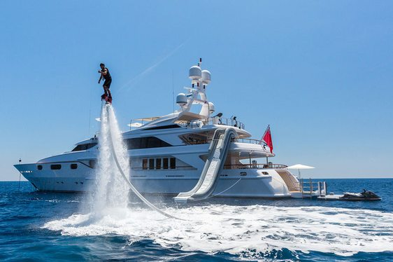 QM of London Superyacht