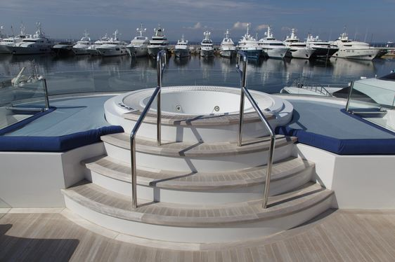 Palmer Johnson Superyacht 'I Sea' Opens for Mediterranean Charters