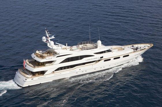 Charter yacht Cuor di Leone
