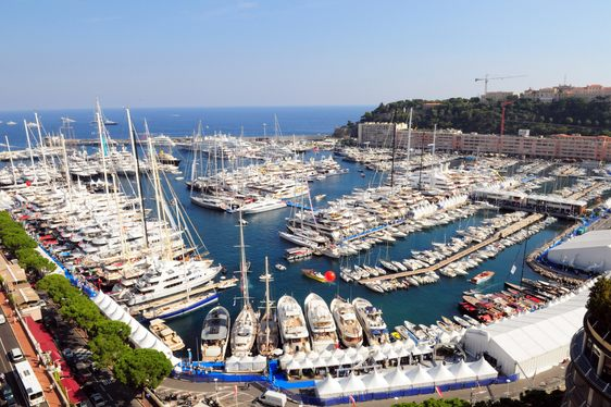 A Preview Of The Monaco Yacht Show 2017