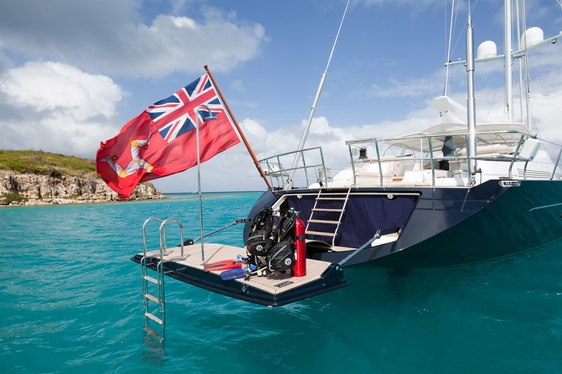 Vitters Charter Yacht 'Bella Ragazza' Heads to South East Asia