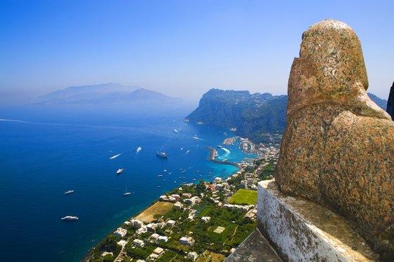 Amalfi Coast Discovery Yachting Itinerary