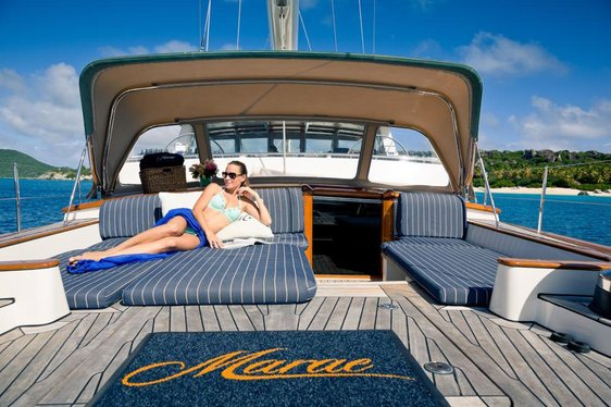 Charter Yacht MARAE Reduces Weekly Rate By 20%