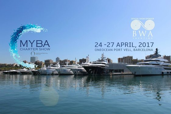 MYBA Charter Show 2017 Gets Underway