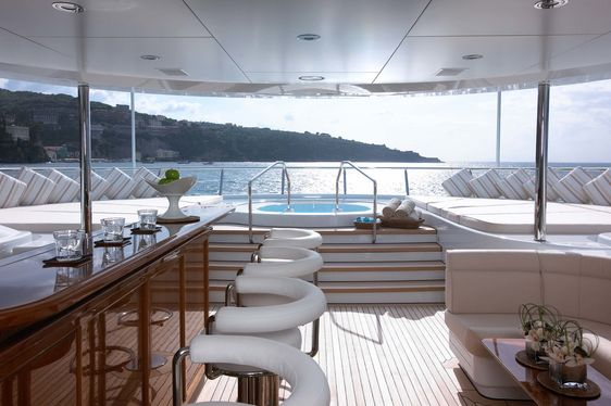 Feadship Superyacht MAJESTIC Opens for Charter at the Cannes Film Festival