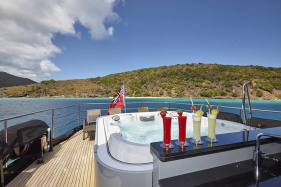 Superyacht 'Grey Matters' Open For Caribbean Charters This Winter