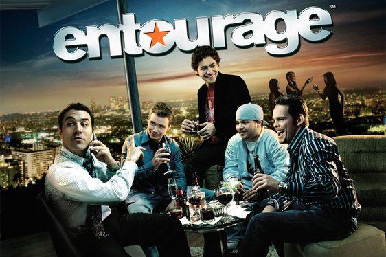 New Entourage Movie features a superyacht Usher