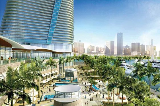 New Superyacht Marina for Miami Yacht & Brokerage Show 2015