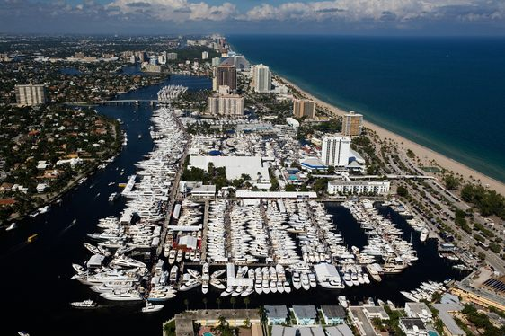 Fort Lauderdale Boat Show 2014