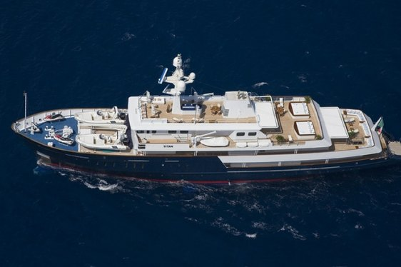 Superyacht TITAN has Late Availability in Croatia