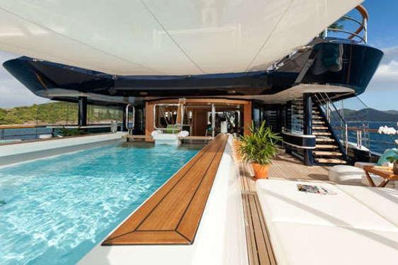 SOLANDGE Swimming Pool