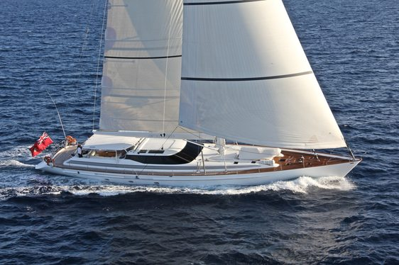 Sailing Yacht 'Caroline 1' Special Offer in the Mediterranean