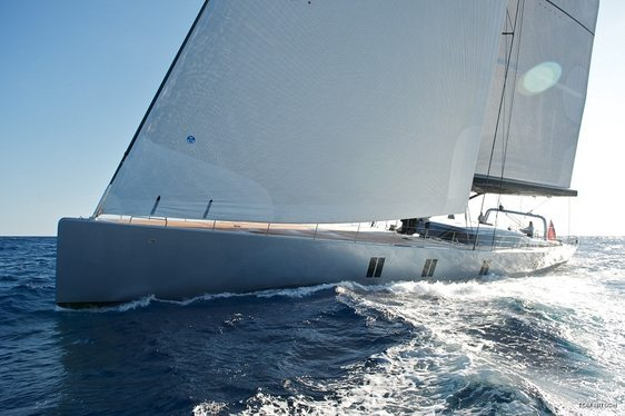 Thailand Charter Available on Sailing Yacht SARISSA