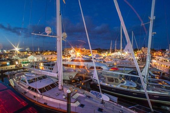 Newport Charter Show 2014