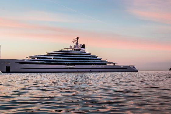 Oceanco Motor Yacht JUBILEE Wins 'Yacht of the Year 2017'