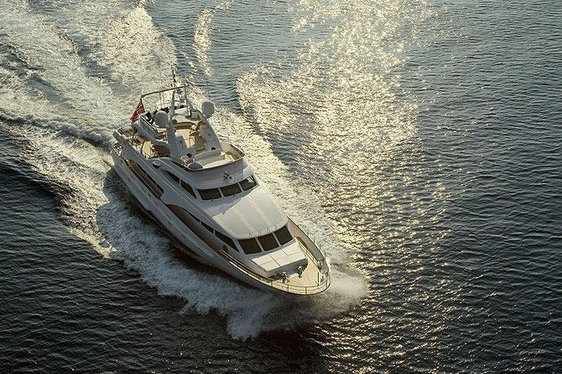SALU cruising in the Eastern Med