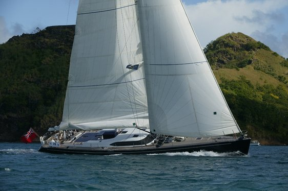 Sailing Yacht 'Si Vis Pacem' Cruising throughout the Mediterranean this Summer