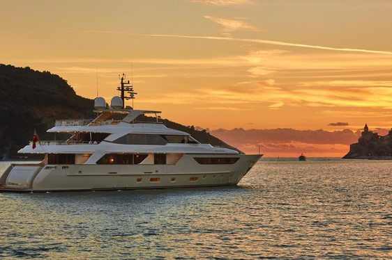 Superyacht TAKARA Joins Charter Market in Ibiza