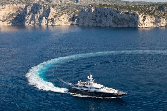 Luxury Yacht MARIU Offering Luxury Caribbean Charters