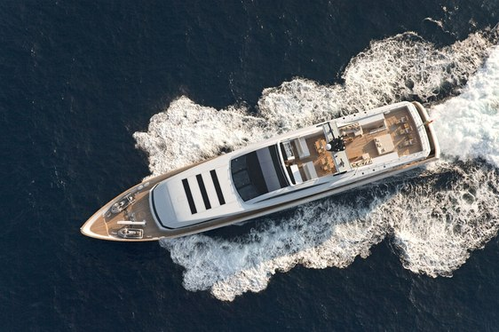 Motor Yacht 'Apache II' End of Season Offer in the Italian Riviera