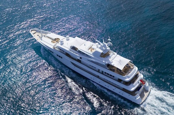 M/Y PARAFFIN Sold But Will Remain Available to Charter