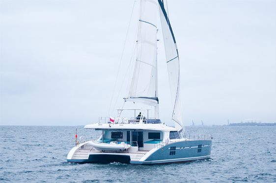 Anini Catamaran Yacht - Special offer