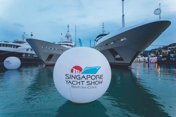 Singapore Yacht Show 2017