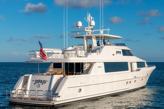 Motor Yacht JOPAJU Available For Cuba Charter Vacations