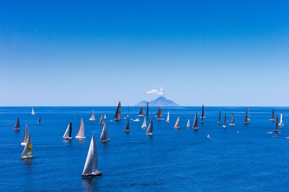 Sailing Yachts Gather for Les Voiles de Saint Barth 2017