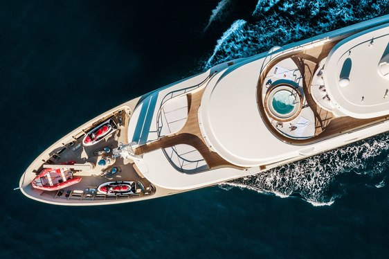 Superyacht 'Light Holic' Open For Charter In The Maldives This Winter