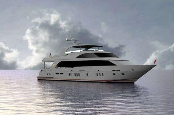 Hargrave Motor Yacht RENAISSANCE to Join Global Charter Fleet in 2016