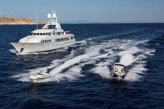 Superyacht MQ2 Joins The Global Charter Fleet