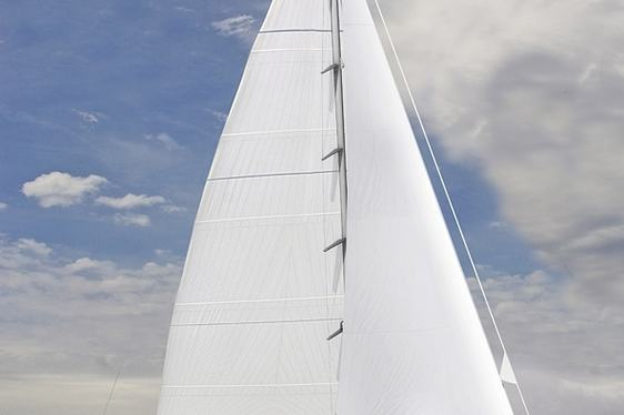 New Charter Yacht 'PERSEUS3' Features One of the World's Tallest Masts