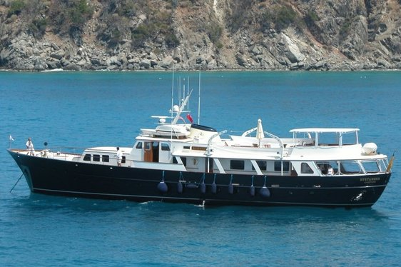Newly Refitted Feadship Superyacht 'Santa Maria' Available