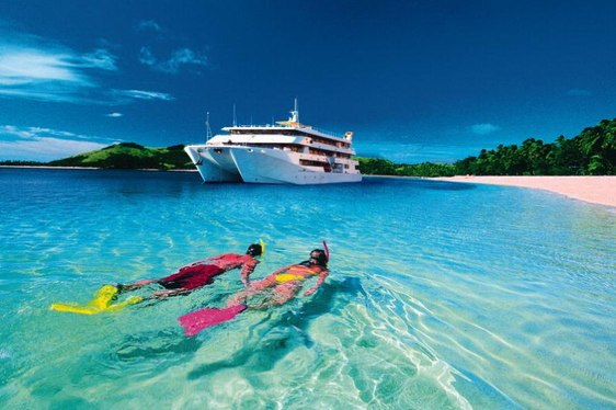 Superyachts Play a Key Role in Fiji's Economy