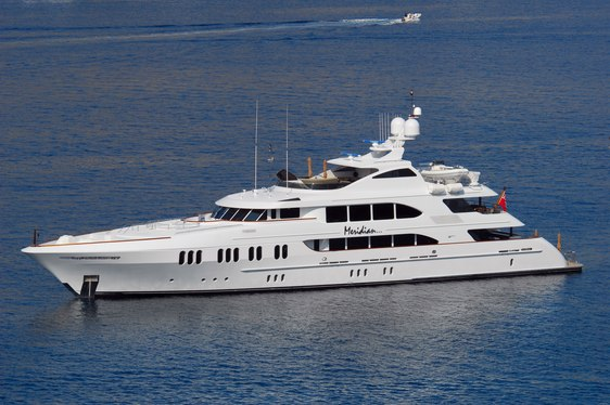 M/Y LA DEA II Open to Offers for Charters in and Around the Cote d'Azur