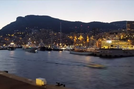 Video – Superyachts Leaving Monaco Yacht Show