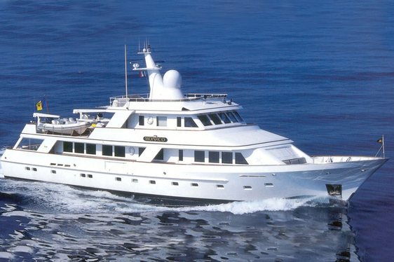 Feadship Motor Yacht MONACO has Rare September Availability