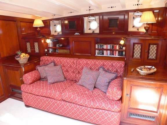 THENDARA Yacht - Alexander Stephens & Son | Yacht Charter Fleet
