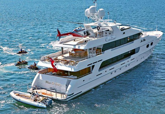 Top Five Yacht Tender & Toys