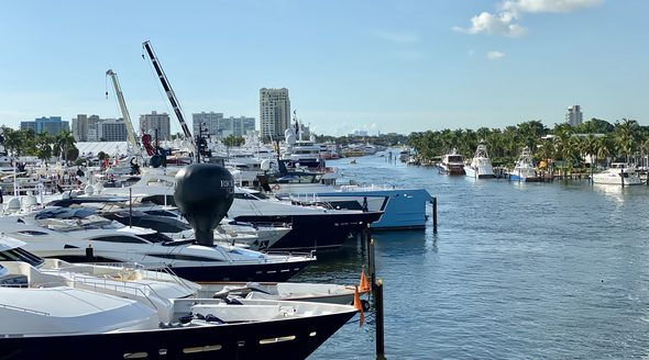Fort Lauderdale International Boat Show (FLIBS) 2020- Attending Yachts